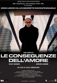 The Consequences of Love / Le conseguenze dell'amore / Οι συνέπειες του έρωτα (2004)