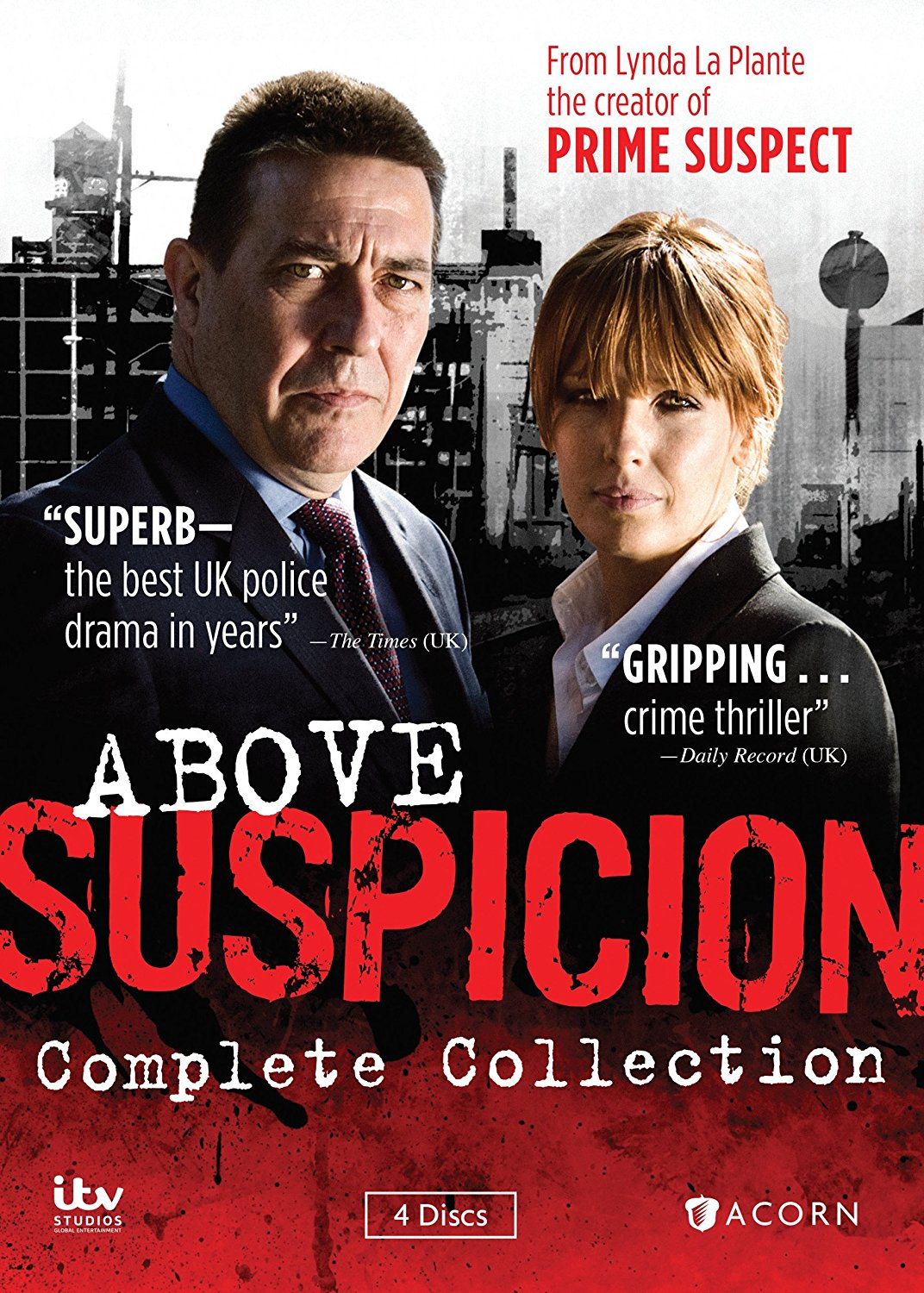 Above Suspicion (2009-2012) TV Series