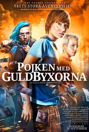 Pojken med guldbyxorna / The Boy with the Golden Pants (2014)
