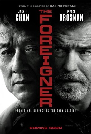 The Foreigner / The Chinaman (2017)