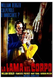 La lama nel corpo / The Murder Clinic (1966)