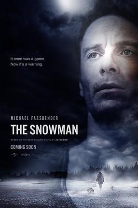 The Snowman / Ο Χιονάνθρωπος (2017)