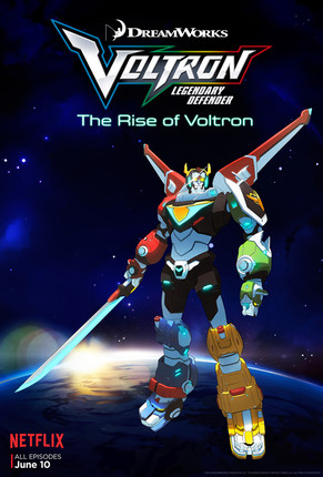 Voltron: Legendary Defender (2016-) TV Series