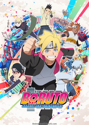 Boruto: Naruto Next Generations (2017–) TV Series