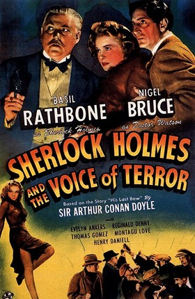 Sherlock Holmes and the Voice of Terror / Η φωνή του τρόμου (1942)