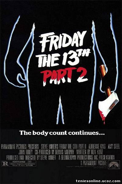 Friday the 13th part 2 / Παρασκευή και 13 μέρος 2 (1981)