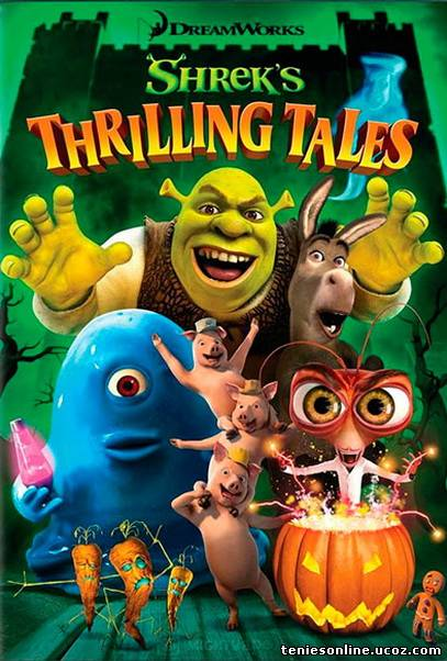 Shreks Thrilling Tales (2012) Short