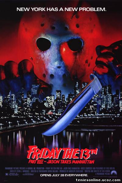 Friday the 13th Part 8: Jason Takes Manhattan (1989)