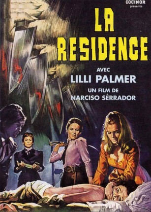 La residencia / The House That Screamed (1970)