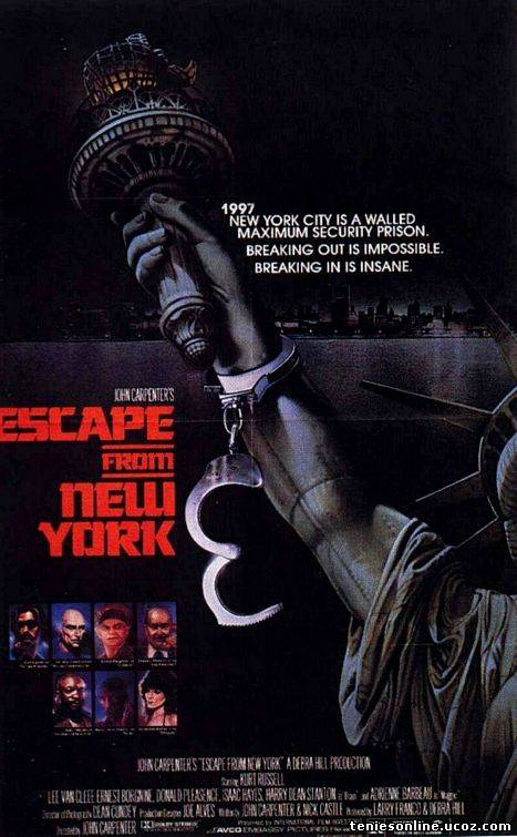 Escape from New York - Απόδραση από τη Νέα Υόρκη (1981)
