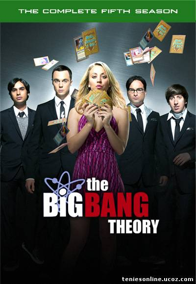 The Big Bang Theory  Seasons 4,5,6,7 (2010-2013)