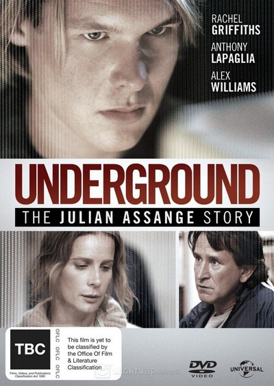 Underground: The Julian Assange Story (2012)