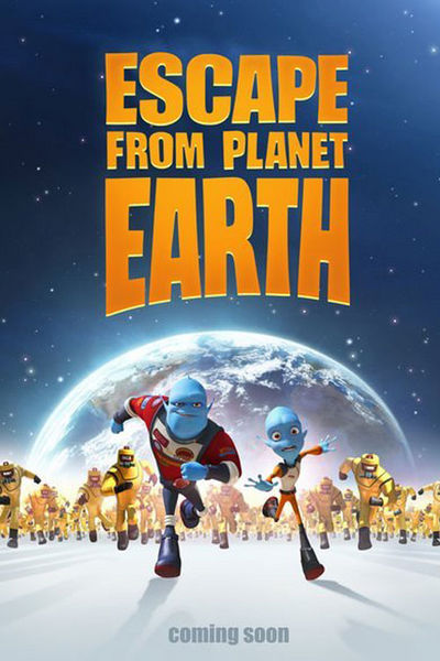 Escape From Planet Earth/Απόδραση από τον πλανήτη Γη (2013)