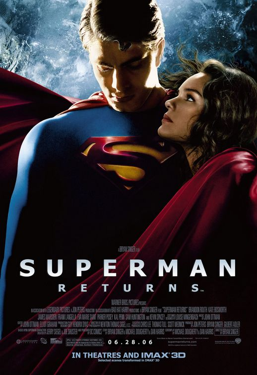 Superman Returns / Superman: Η επιστροφή (2006)