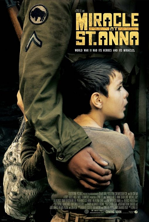 Miracle at St. Anna (2008)