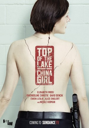 Top of the Lake (2013-)  TV Series