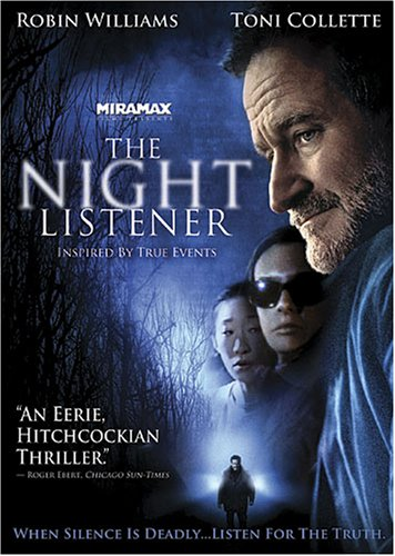 The Night Listener affiche