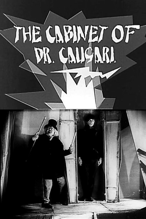 The Cabinet of Dr. Caligari  / Das Cabinet des Dr. Caligari (1920)