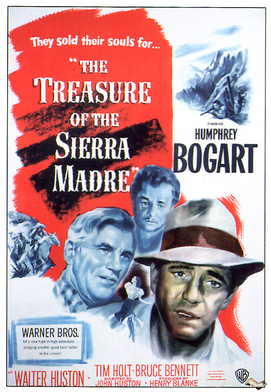 The Treasure of the Sierra Madre  / Ο θησαυρός της Σιέρρα Μάντρε (1948)