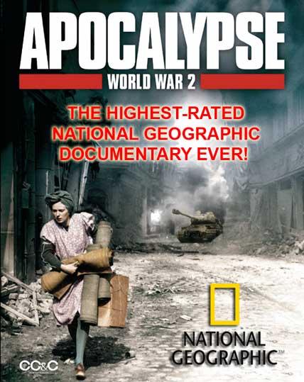 Apocalypse: The Second World War / Αποκάλυψη: Β' Παγκοσμίου Πολέμου (2009)