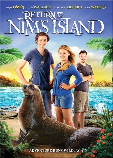 Return to Nims Island (2013)