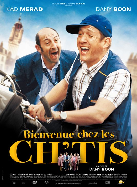 Welcome to the Land of Shtis / Bienvenue chez les Ch'tis / Είναι Τρελοί Αυτοί οι Βόρειοι (2008)