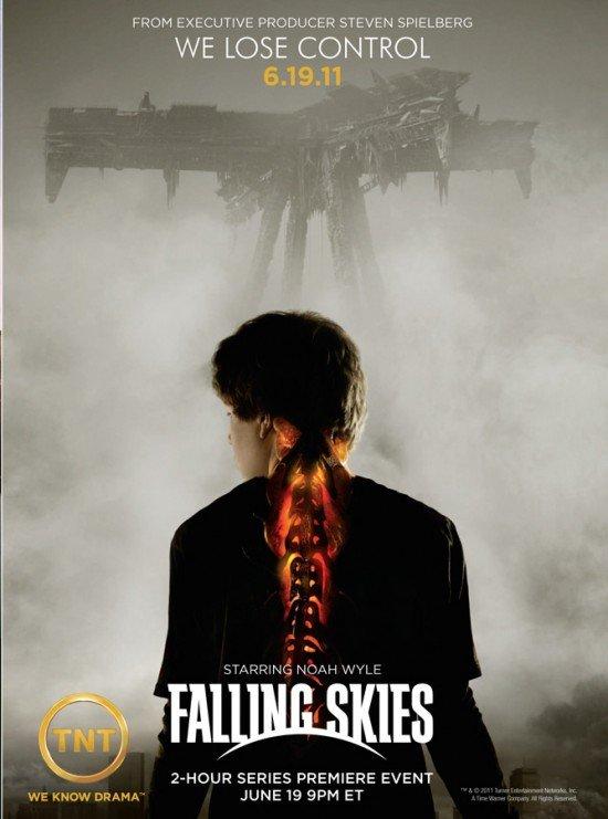Falling Skies (2011-2012) 1,2,3ος Κύκλος