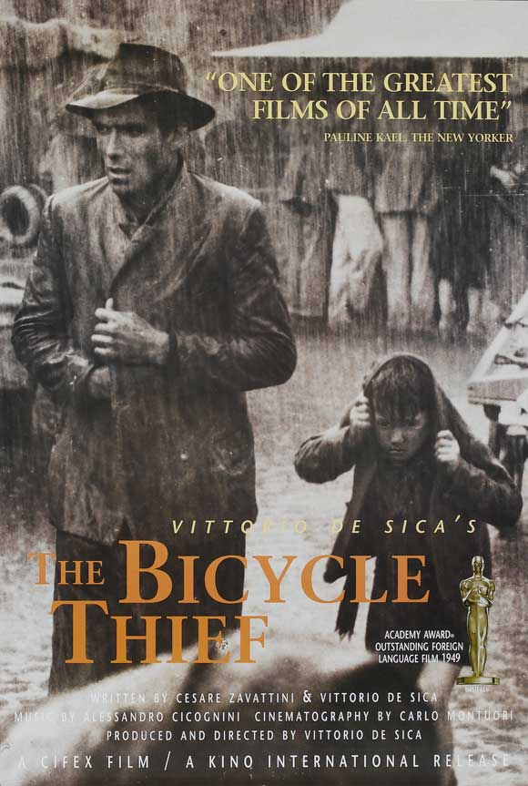 Bicycle Thieves / Κλέφτης ποδηλάτων (1948)