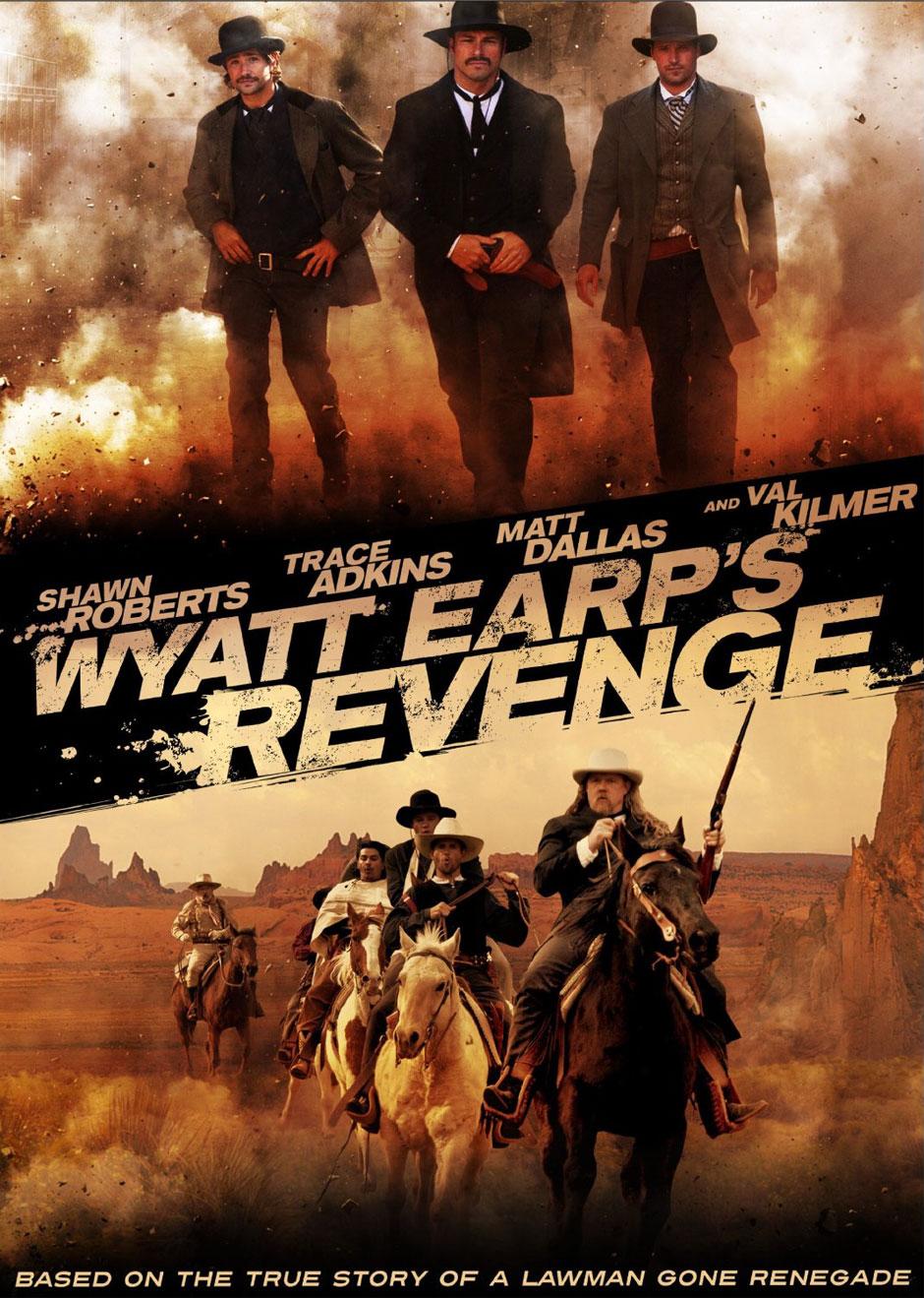 Wyatt Earp's Revenge / Η εκδίκηση του Γουάιτ Έρπ (2012)