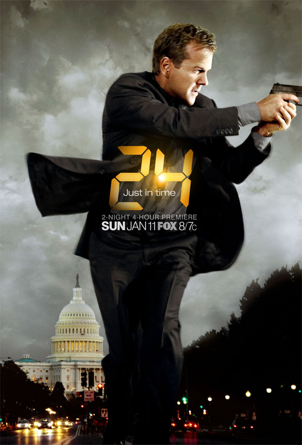 24 / 24 Hours (2001–2014) TV Series
