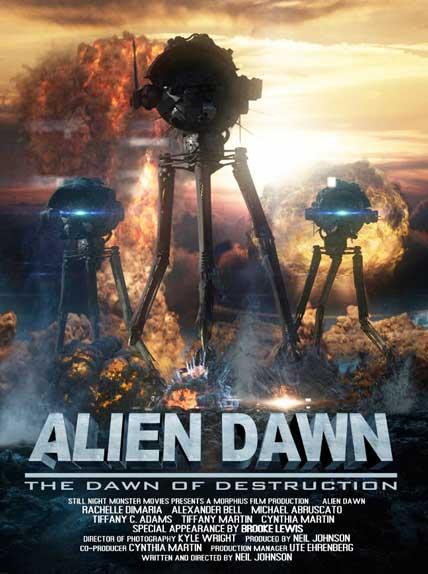 Alien Dawn (2012)