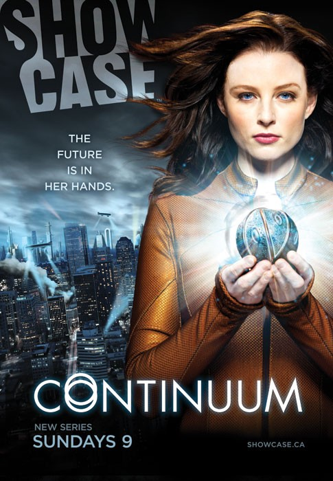 Continuum (2012-2015) TV series