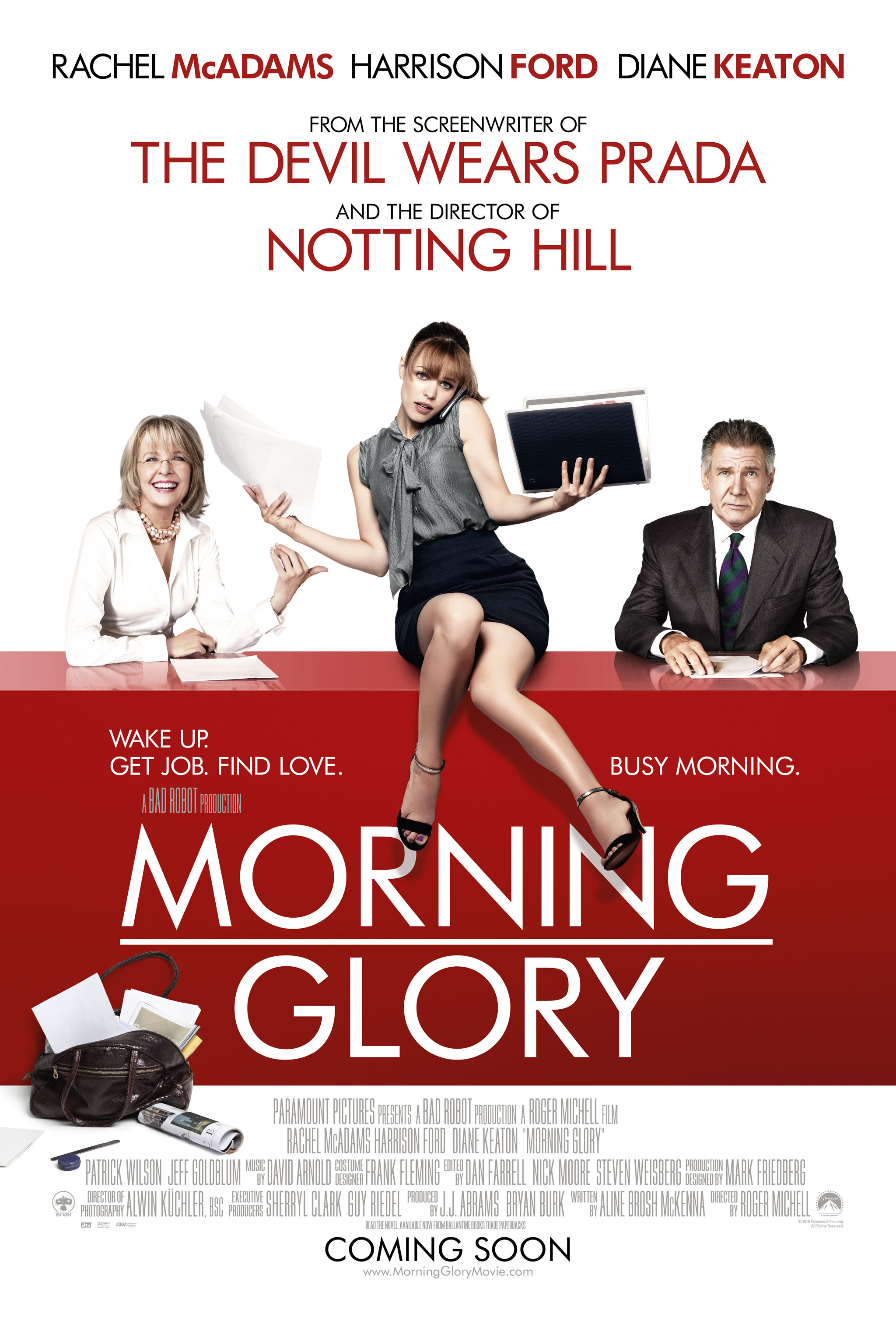 Morning Glory / Πρωινό Ξύπνημα (2010)