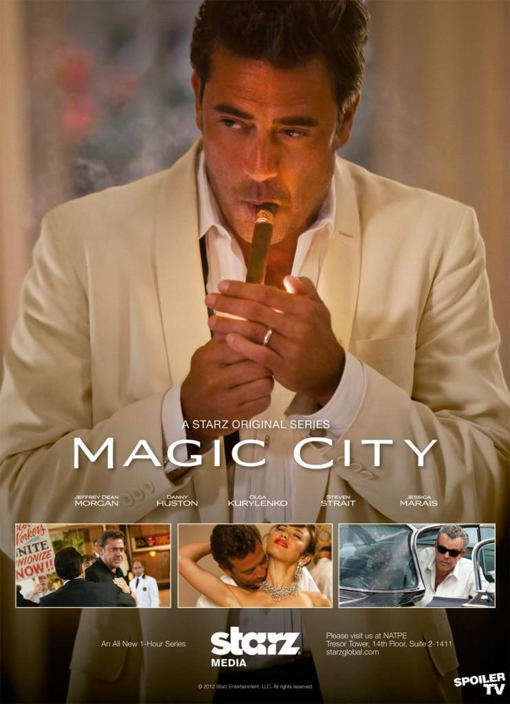 Magic City (2012–2013) TV Series