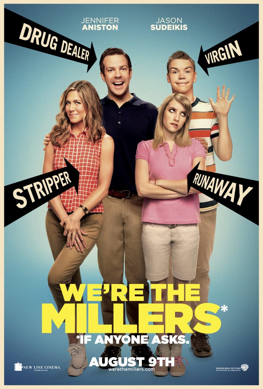 Οικογένεια Μίλερ - We're the Millers (2013)