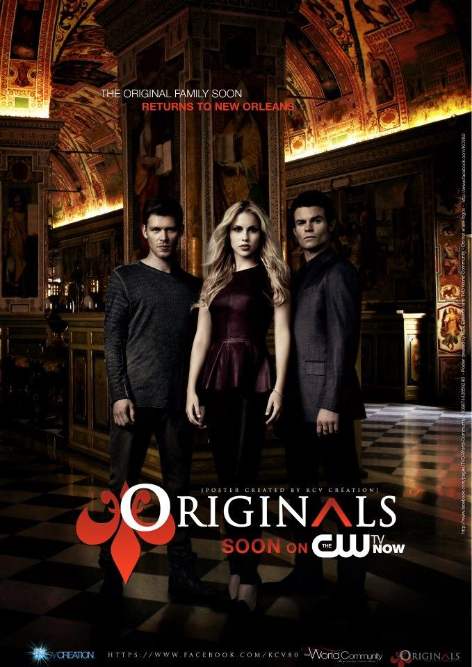 The Originals (2013-2014) 1ος Κύκλος