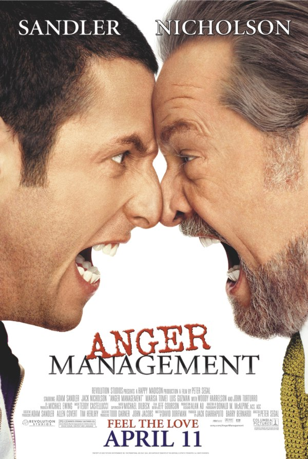 Anger Management / Ασκήσεις Ηρεμίας (2003)