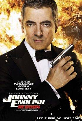 Johnny English Reborn /Johnny English: Η Επιστροφή (2011)