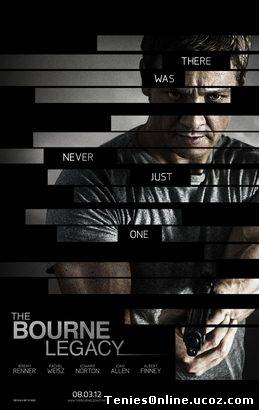 The Bourne Legacy / Η Κληρονομιά του Μπορν (2012)