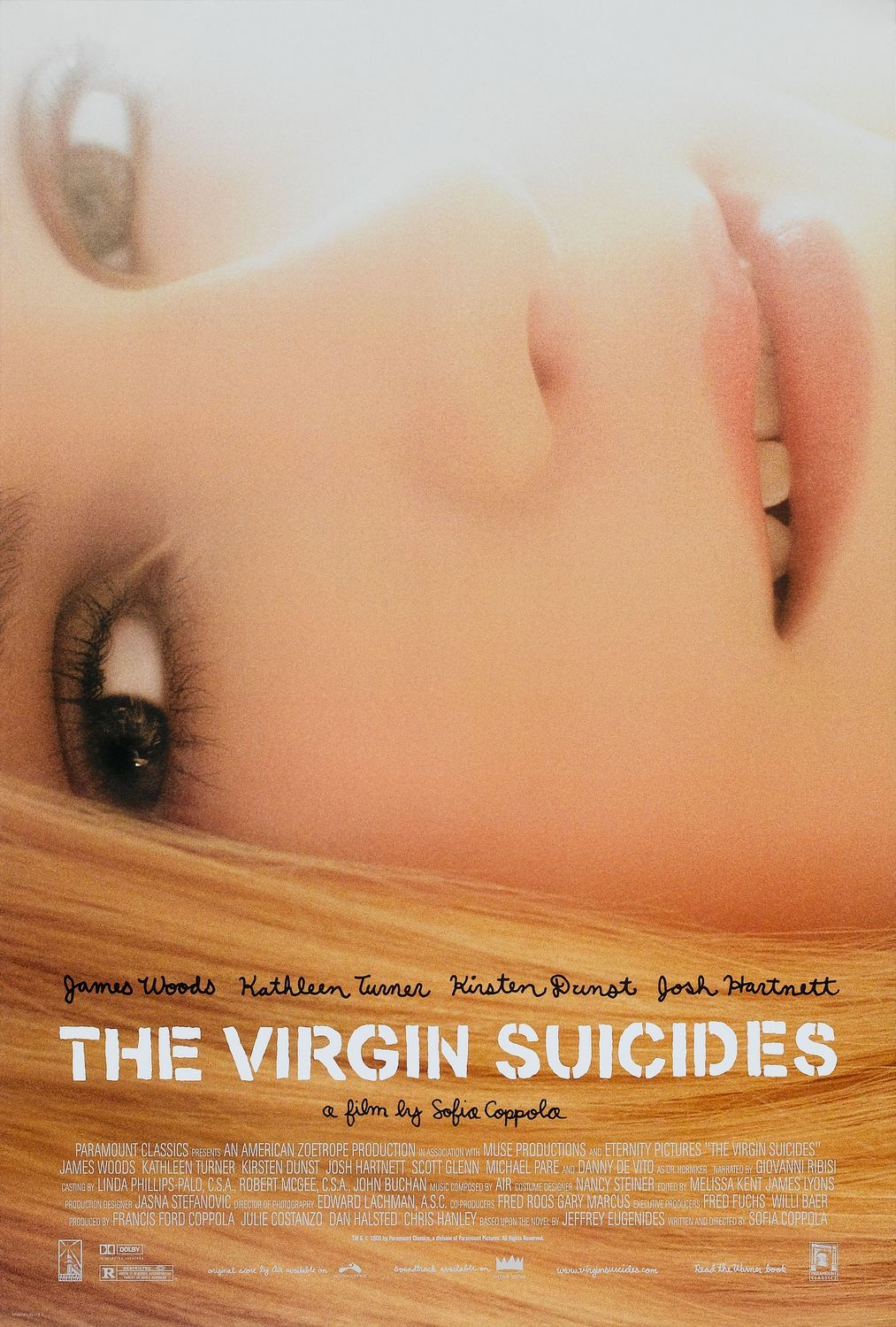 The Virgin Suicides / Αυτόχειρες Παρθένοι (1999)