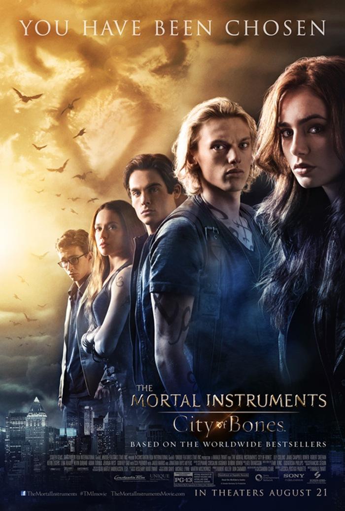 The Mortal Instruments: City of Bones / Θανάσιμα Εργαλεία: Πόλη των Οστών (2013)