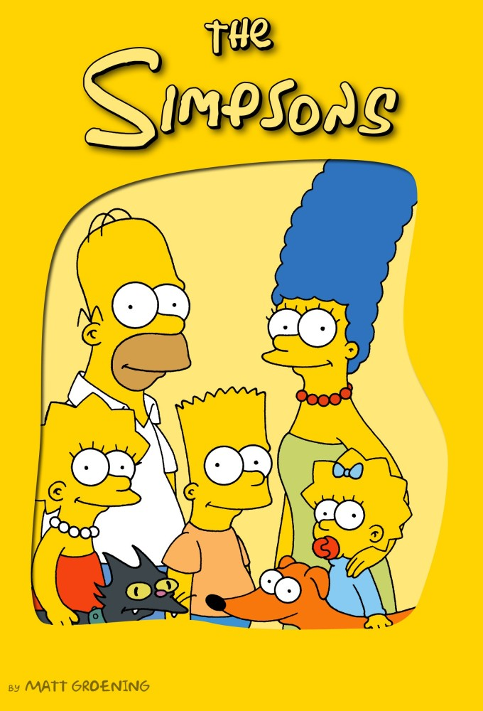 The Simpsons (1989–) TV Series