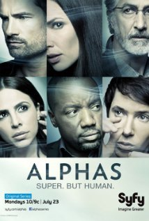 Alphas (2011) TV Series