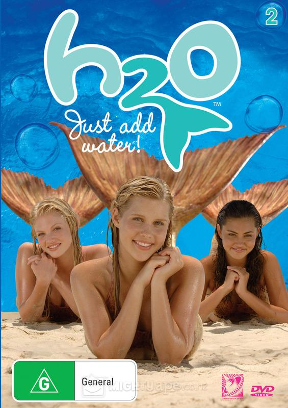 H2O: Just Add Water (2006)  1ος Κύκλος