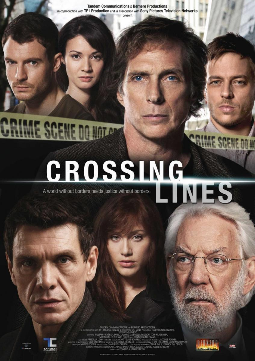 Crossing Lines (2013-) TV Series