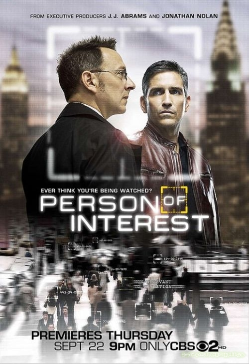 Person of Interest (2011–2016) TV Series