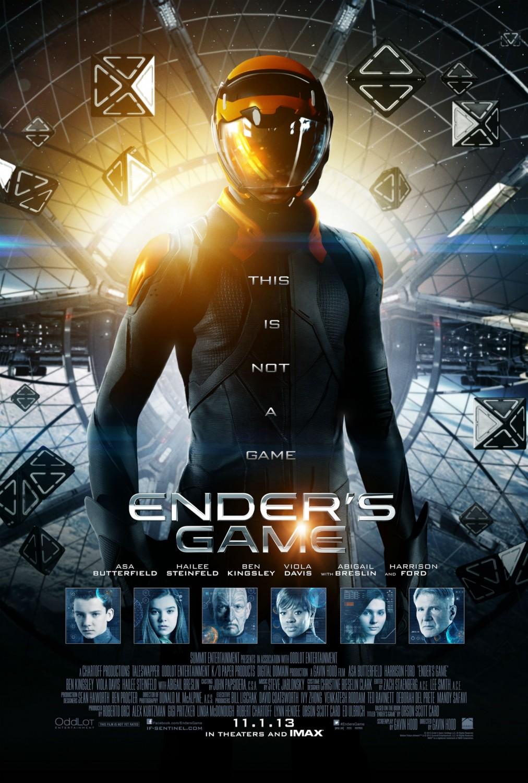 Ender's Game / Το παιχνίδι του Έντερ (2013)