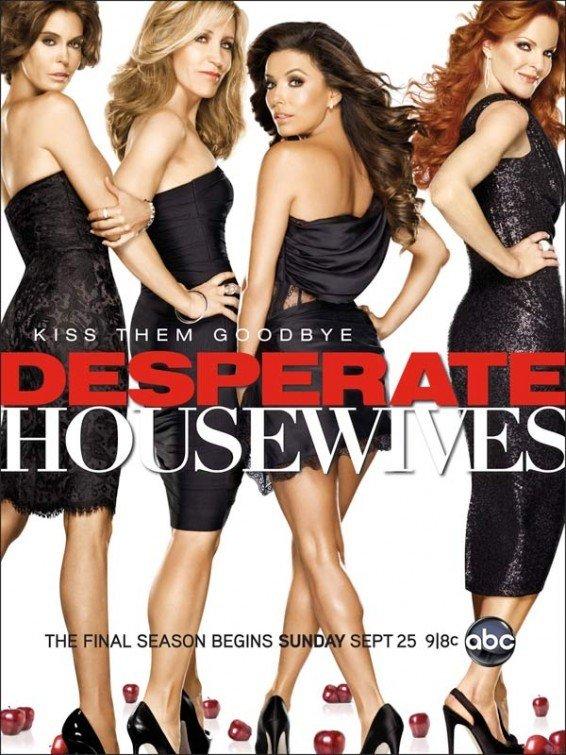 Νοικοκυρές Σε Απόγνωση / Desperate Housewives (2004–) TV Series