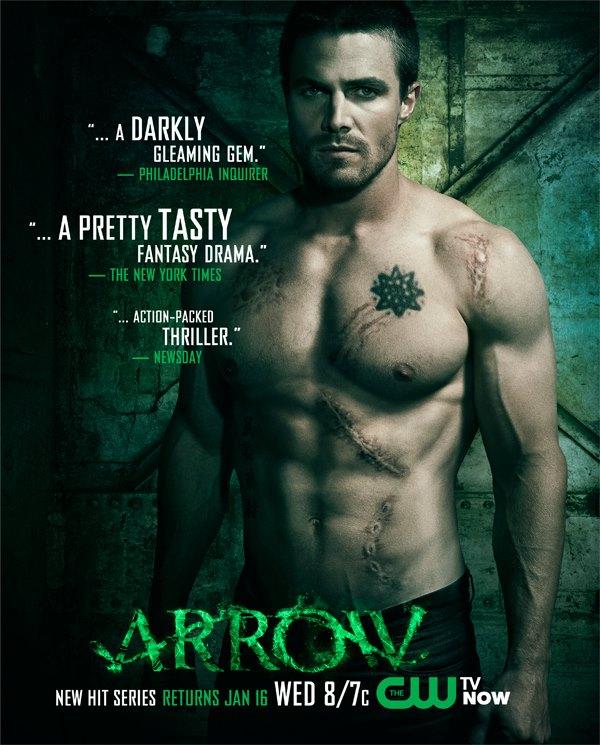 Arrow (2013-2014) 2ος Κύκλος