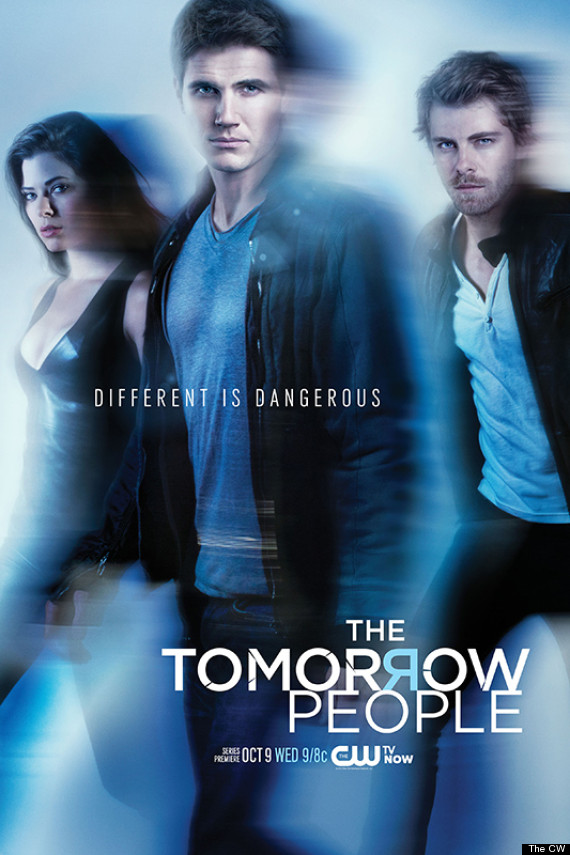 The Tomorrow People (2013-2014)